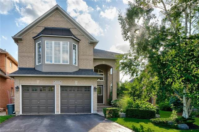 2434 Millrun Drive, Oakville, ON L6M 4Z2 (MLS #40023602) :: Forest Hill Real Estate Collingwood