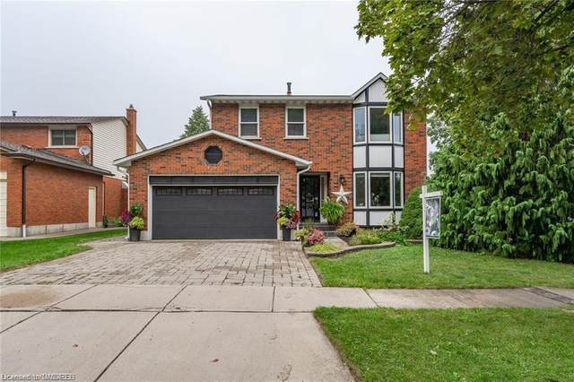17 Dundee Drive, Hamilton, ON L8G 4K3 (MLS #40023664) :: Forest Hill Real Estate Collingwood