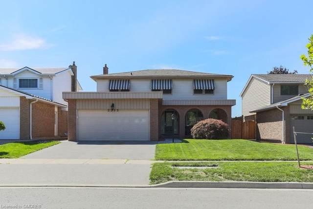 2232 Sandringham Drive, Burlington, ON L7P 1T9 (MLS #40023666) :: Forest Hill Real Estate Collingwood