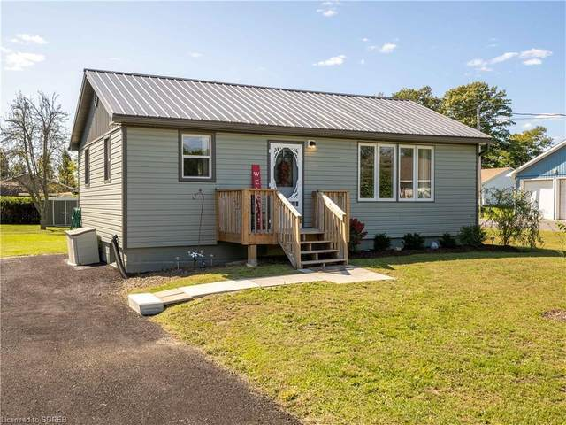 10 Park Street, Booth's Harbour, ON N0E 1P0 (MLS #40023678) :: Forest Hill Real Estate Collingwood