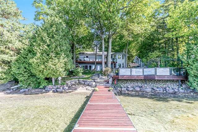 7318 Glen Ellen Drive, Washago, ON L0K 2B0 (MLS #40023700) :: Forest Hill Real Estate Collingwood