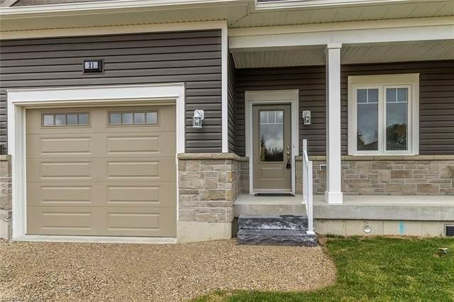 24 George Street N #8, Harriston, ON N0G 1Z0 (MLS #40023710) :: Forest Hill Real Estate Collingwood