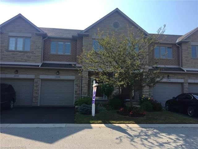 2234 Country Club Drive, Burlington, ON L7M 5A8 (MLS #40023714) :: Forest Hill Real Estate Collingwood