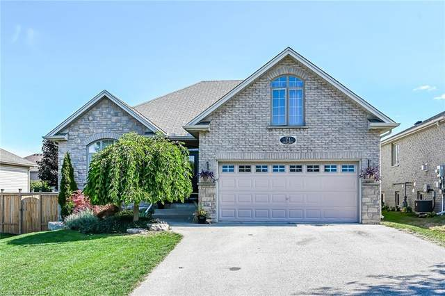71 Court Drive, Paris, ON N3L 4G7 (MLS #40023756) :: Forest Hill Real Estate Collingwood