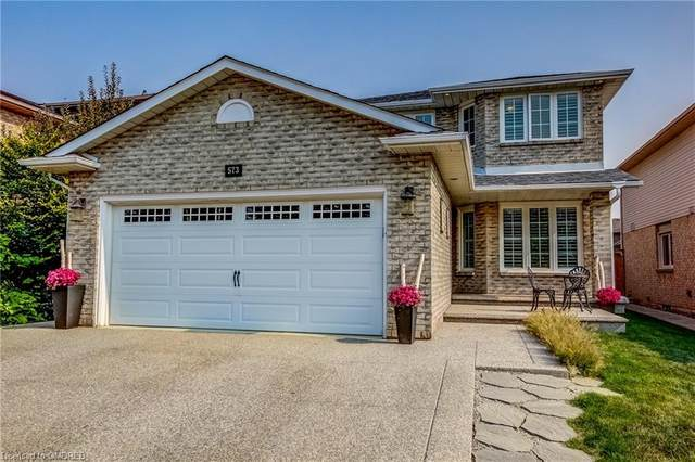 573 Deerhurst Drive E, Burlington, ON L7L 5W2 (MLS #40023818) :: Forest Hill Real Estate Collingwood