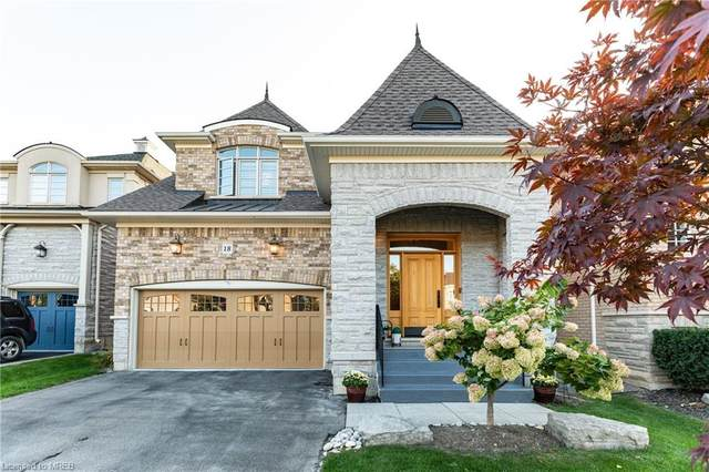 18 Lookout Court, Halton Hills, ON L7G 6P1 (MLS #40023826) :: Forest Hill Real Estate Collingwood