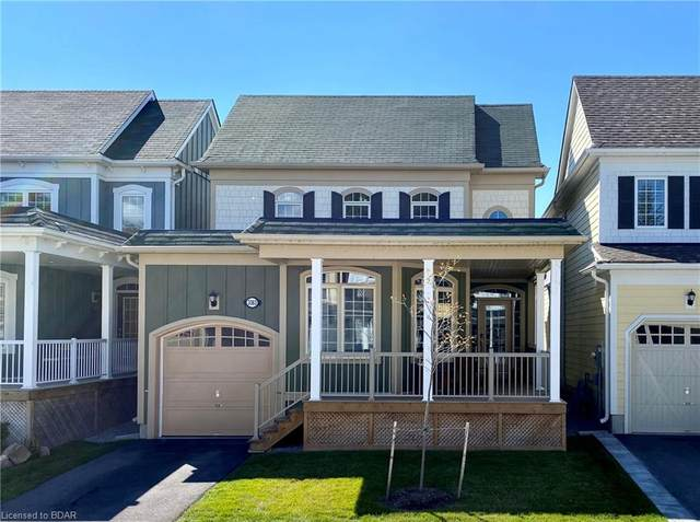 3363 Summerhill Way, Cumberland Beach, ON L0K 1G0 (MLS #40023845) :: Forest Hill Real Estate Collingwood