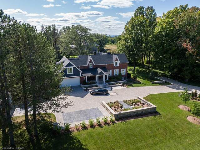 343040 23 Sideroad, Meaford, ON N4K 5N7 (MLS #40023873) :: Forest Hill Real Estate Collingwood