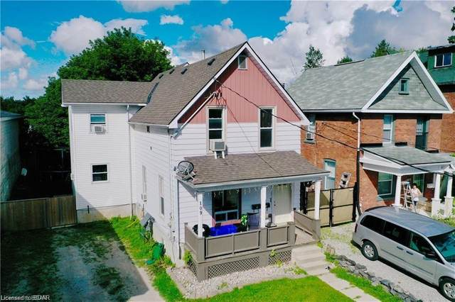 109 Matchedash Street S, Orillia, ON L3V 4W9 (MLS #40023878) :: Forest Hill Real Estate Collingwood