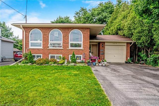 295 Queen Street E, Acton, ON L7J 1P8 (MLS #40023904) :: Forest Hill Real Estate Collingwood
