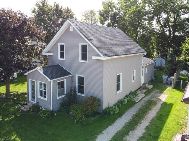 34459 Granton Line, Granton, ON N0M 1V0 (MLS #40023944) :: Forest Hill Real Estate Collingwood