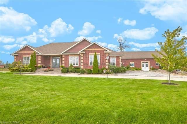 8882 Highway 89 ., Adjala-Tosorontio, ON L9R 1V1 (MLS #40023971) :: Forest Hill Real Estate Collingwood