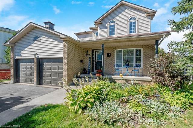 232 Philip Court, Fergus, ON N1M 3M9 (MLS #40023973) :: Forest Hill Real Estate Collingwood