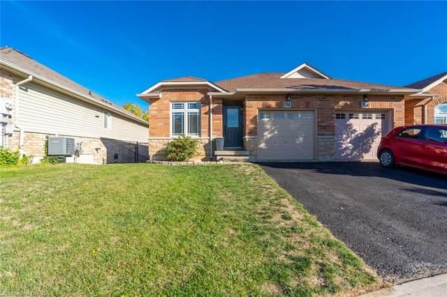 34 Savannah Ridge Drive, Paris, ON N3L 4G5 (MLS #40023977) :: Forest Hill Real Estate Collingwood