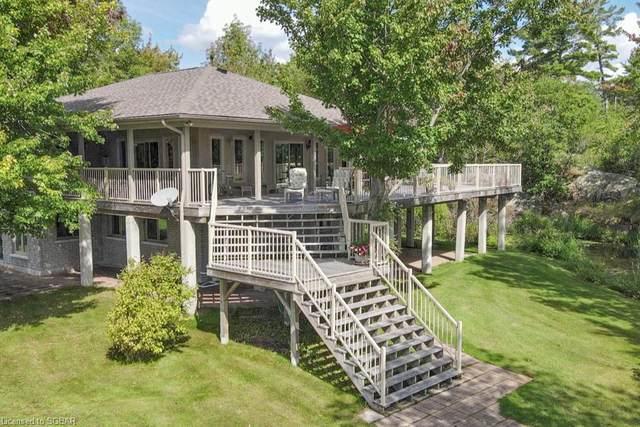 36 Franks Lane, Honey Harbour, ON P0E 1E0 (MLS #40023999) :: Forest Hill Real Estate Collingwood