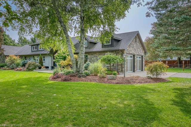 264 Talbot Street, Courtland, ON N0J 1E0 (MLS #40024014) :: Forest Hill Real Estate Collingwood