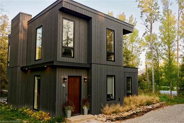 36 Madeline Drive, Collingwood, ON L9Y 0T9 (MLS #40024031) :: Forest Hill Real Estate Collingwood