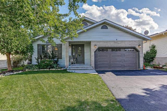 42 Mann Avenue ., Simcoe, ON N3Y 5J2 (MLS #40024035) :: Forest Hill Real Estate Collingwood