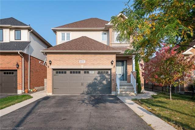 277 Sherwood Road, Milton, ON L9T 7C3 (MLS #40024063) :: Forest Hill Real Estate Collingwood
