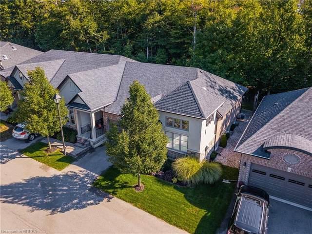 20 Tolhurst Avenue #11, St. George, ON N0E 1N0 (MLS #40024123) :: Forest Hill Real Estate Collingwood
