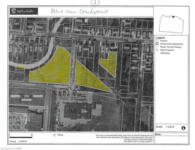 0 Elmdale Avenue, LaSalle, ON N9H 1J8 (MLS #40024142) :: Forest Hill Real Estate Collingwood