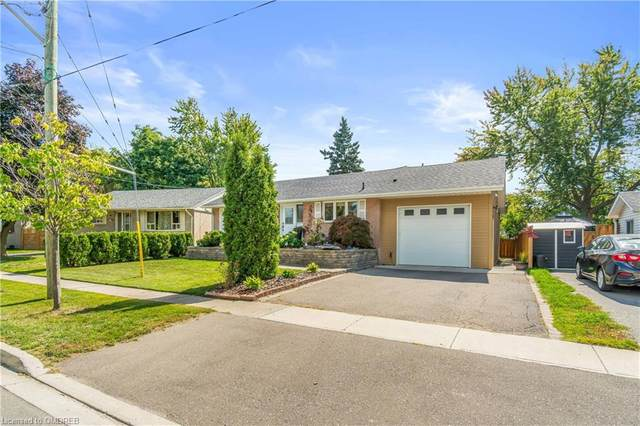 77 Norton Crescent, Georgetown, ON L7G 1M9 (MLS #40024157) :: Forest Hill Real Estate Collingwood