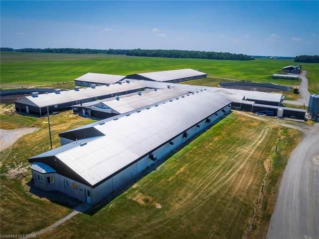 4979 London Line, Wyoming, ON N0N 1T0 (MLS #40024171) :: Sutton Group Envelope Real Estate Brokerage Inc.
