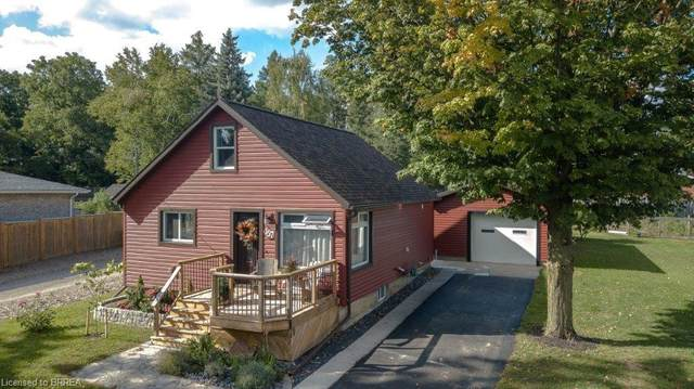 157 Victoria Street ., Simcoe, ON N3Y 4R6 (MLS #40024180) :: Forest Hill Real Estate Collingwood