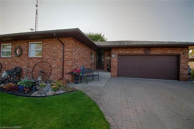 401 Cedar Drive, Turkey Point, ON N0E 1T0 (MLS #40024182) :: Forest Hill Real Estate Collingwood