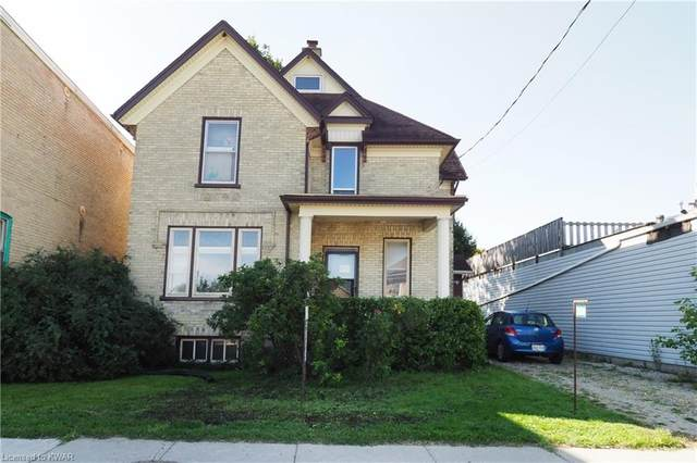 3580 Lobsinger Line, St. Clements, ON N0B 1M0 (MLS #40024190) :: Forest Hill Real Estate Collingwood