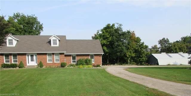 583447 Hamilton Road, Ingersoll, ON N5C 3J7 (MLS #40024284) :: Forest Hill Real Estate Collingwood