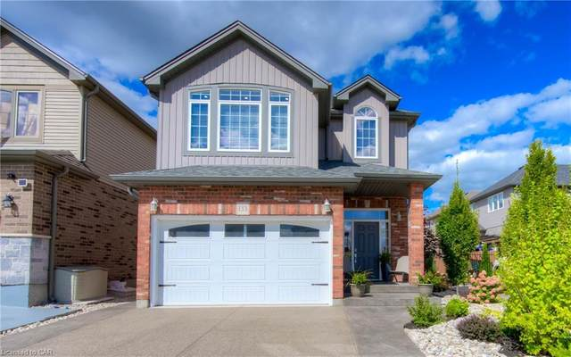 133 Green Gate Boulevard, Cambridge, ON N1T 0C4 (MLS #40024346) :: Forest Hill Real Estate Collingwood