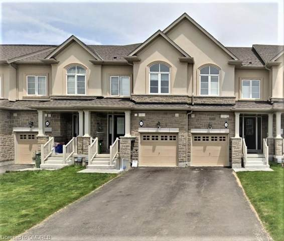 33 Bayonne Drive, Stoney Creek, ON L8J 0L2 (MLS #40024347) :: Sutton Group Envelope Real Estate Brokerage Inc.