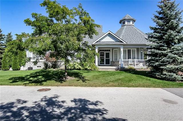 23 Clubhouse Drive, Collingwood, ON L9Y 4Z5 (MLS #40024404) :: Forest Hill Real Estate Collingwood