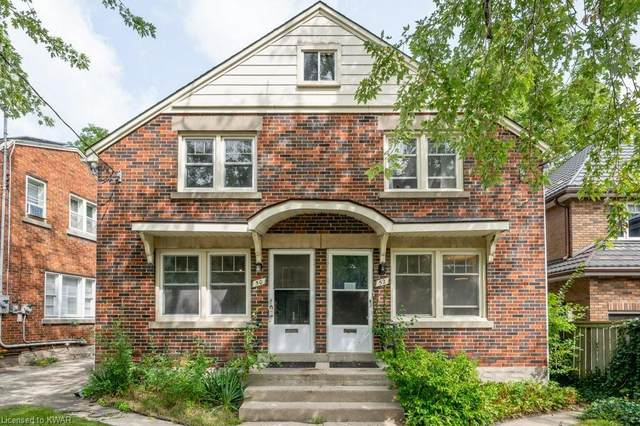 50 Avondale Avenue S, Waterloo, ON N2L 2B8 (MLS #40024453) :: Forest Hill Real Estate Collingwood