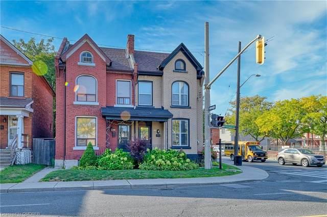 49 Wentworth Street N, Hamilton, ON L8L 5V3 (MLS #40024472) :: Forest Hill Real Estate Collingwood
