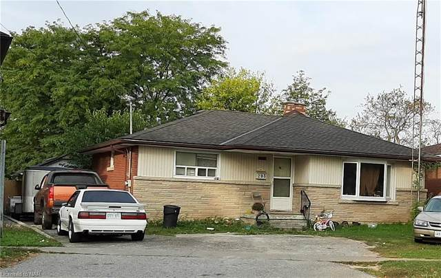 293 Vine Street, St. Catharines, ON L2M 4T4 (MLS #40024496) :: Forest Hill Real Estate Collingwood
