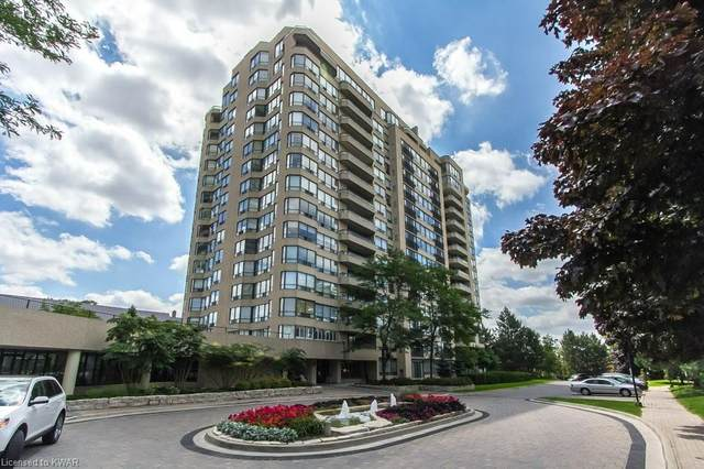 4 Willow Street #407, Waterloo, ON N2J 4S2 (MLS #40024509) :: Forest Hill Real Estate Collingwood
