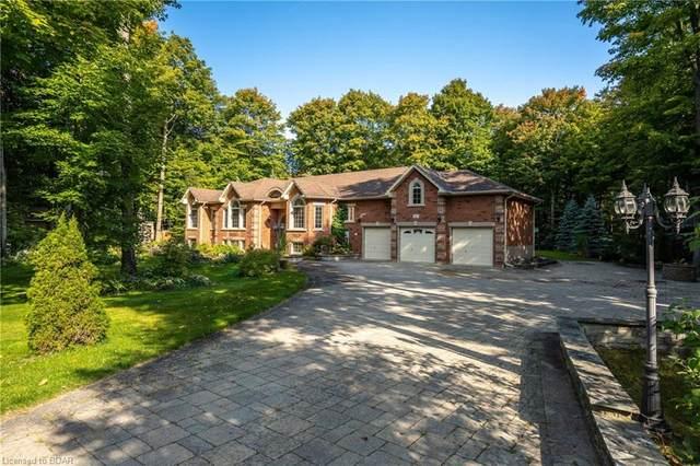 1 Oak Ridge Road, Oro-Medonte, ON L0L 2L0 (MLS #40024523) :: Forest Hill Real Estate Collingwood
