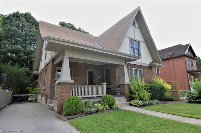67 Lynnwood Avenue, Simcoe, ON N3Y 2V7 (MLS #40024550) :: Forest Hill Real Estate Collingwood