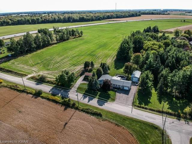 2284 Walker Road, New Hamburg, ON N3A 1N2 (MLS #40024562) :: Forest Hill Real Estate Collingwood