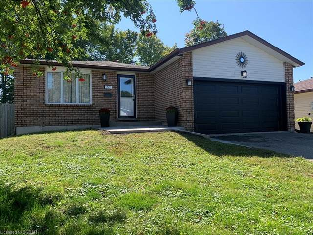 722 Algonquin Drive, Midland, ON L4R 4X5 (MLS #40024573) :: Forest Hill Real Estate Collingwood