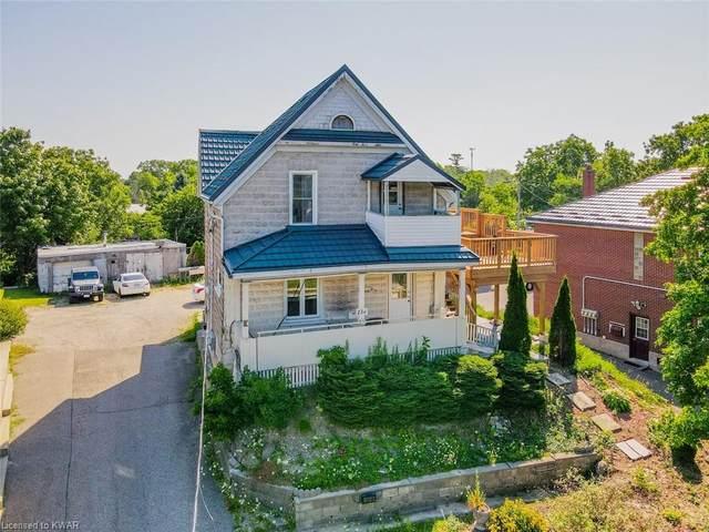 134 Lancaster Street W, Kitchener, ON N2H 4T6 (MLS #40024578) :: Forest Hill Real Estate Collingwood