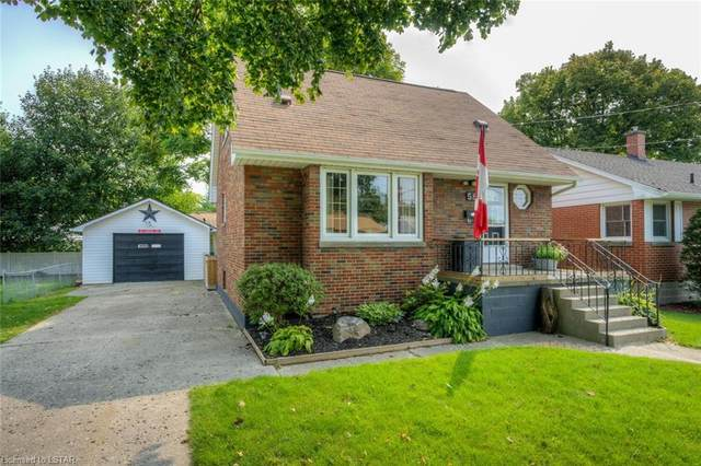 58 Eugenie Street, Chatham, ON N7M 3Z1 (MLS #40024602) :: Forest Hill Real Estate Collingwood