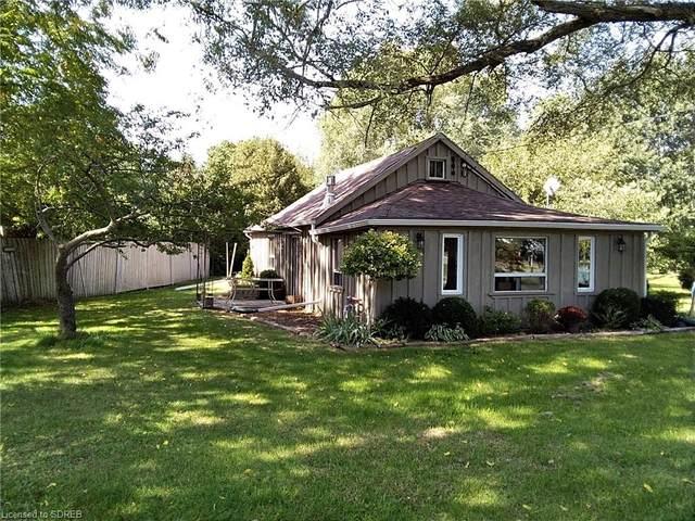 1047 Norfolk County Road 28 Road, Langton, ON N0E 1G0 (MLS #40024636) :: Forest Hill Real Estate Collingwood