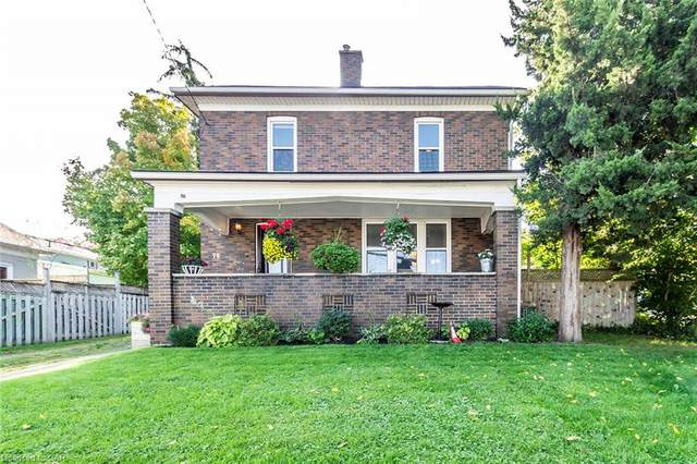 76 Charles Street E, Ingersoll, ON N5C 1J7 (MLS #40024677) :: Sutton Group Envelope Real Estate Brokerage Inc.