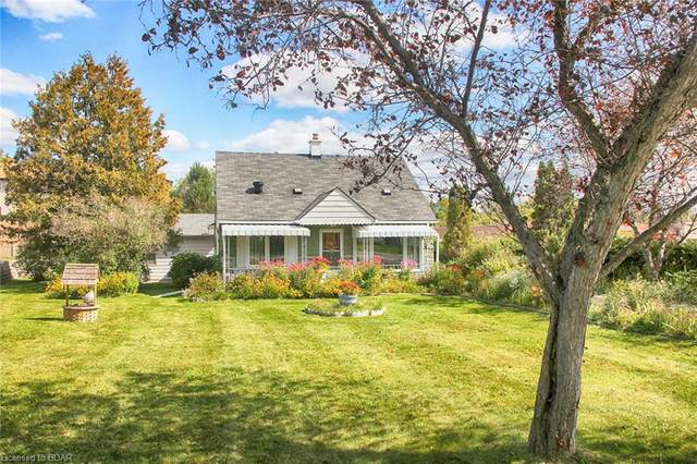 142 Mill Street, Angus, ON L0M 1B2 (MLS #40024766) :: Forest Hill Real Estate Collingwood