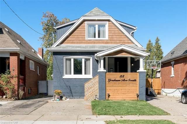 88 Graham Avenue S, Hamilton, ON L8K 2M3 (MLS #40024767) :: Forest Hill Real Estate Collingwood
