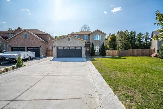 18 Mancini Drive, Essa, ON L0M 1B1 (MLS #40024784) :: Forest Hill Real Estate Collingwood