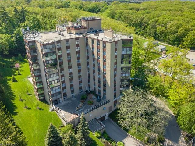 20 Berkley Road #301, Cambridge, ON N1S 4S8 (MLS #40024835) :: Forest Hill Real Estate Collingwood